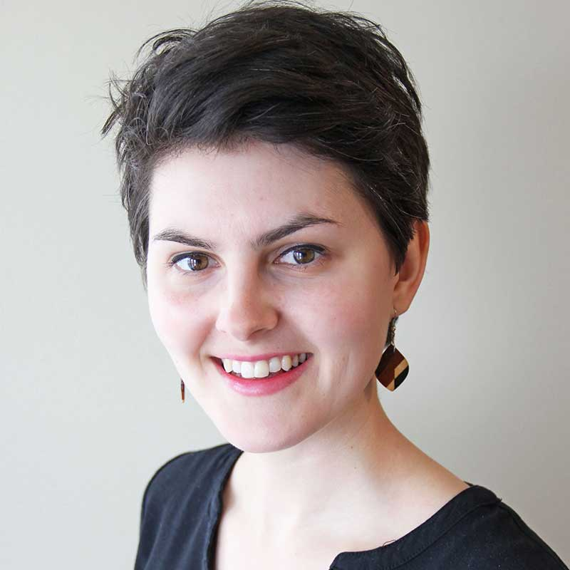 Kristina Gingerich, TLMHC