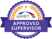 American Association for Marriage and Family Therapy Approved Supervisor